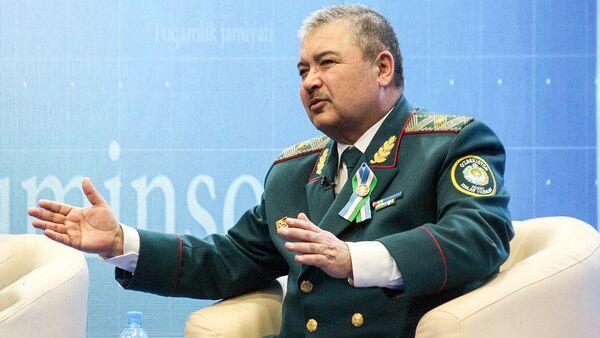 Абдусалом Азизов – министр внутренних дел Республики Узбекистан - Sputnik Узбекистан