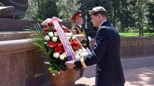 AQSH Qurolli kuchlari Markaziy qoʻmondonligi qoʻmondoni Jozef Leonard Votel - Sputnik Oʻzbekiston