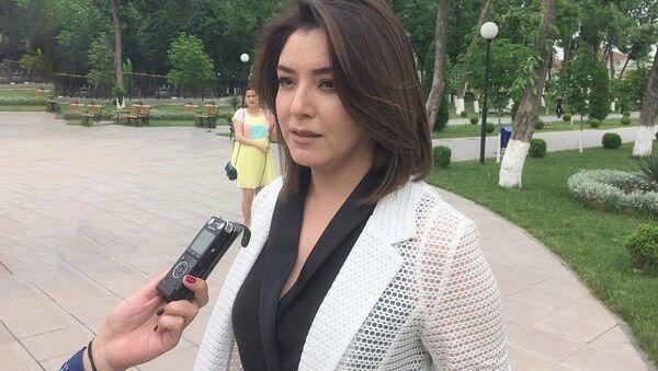 Актриса Рано Шадиева - Sputnik Узбекистан