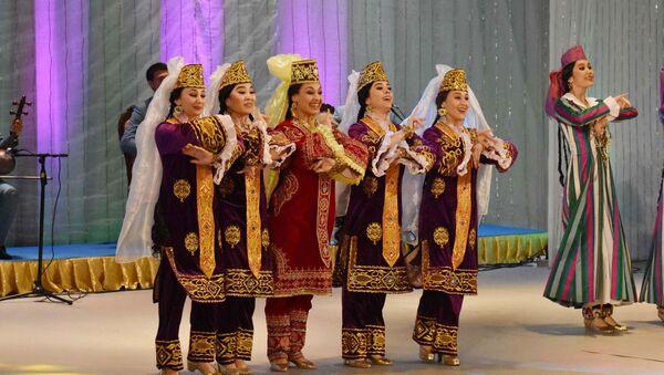 Дни культуры Узбекистана в Таджикистане - Sputnik Ўзбекистон