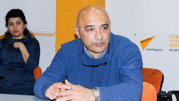 Политолог Тофик Аббасов - Sputnik Узбекистан