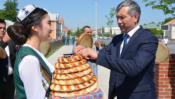 Қирғизистонлик тадбиркорлар делегацияси Фарғонага келди - Sputnik Ўзбекистон