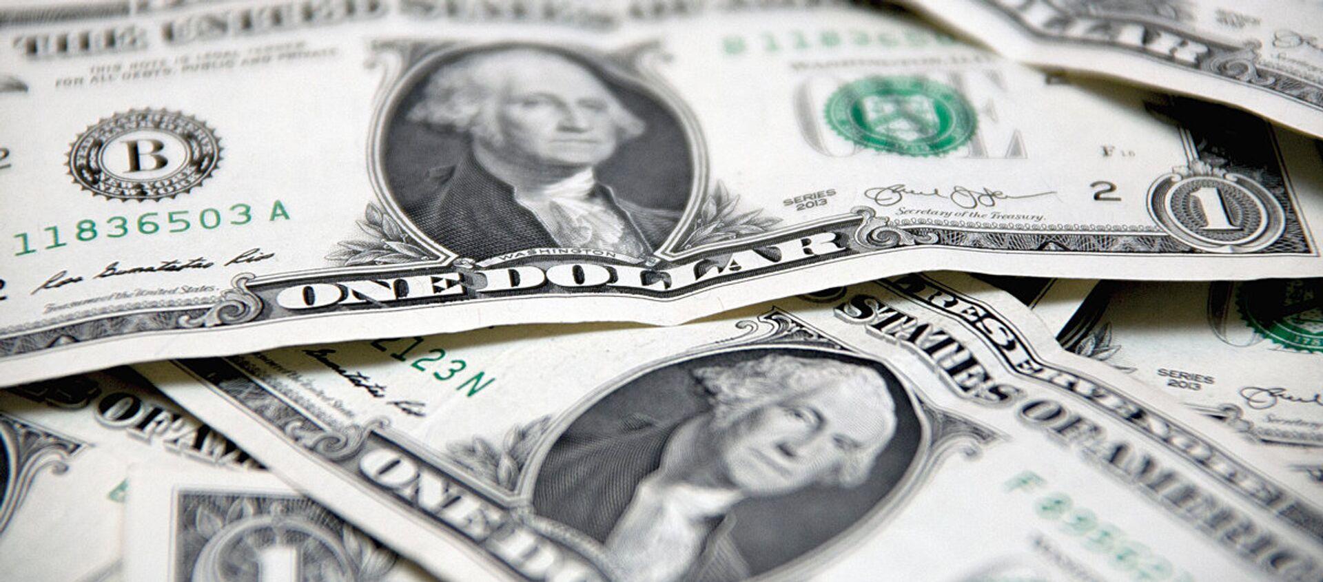 Доллары США - Sputnik Узбекистан, 1920, 19.12.2020