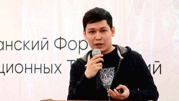 Олжас Сатиев - Sputnik Узбекистан