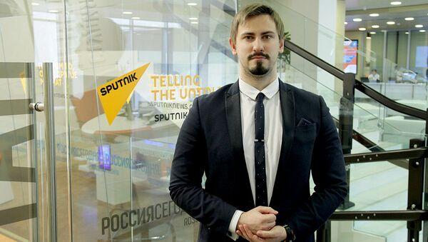 Никита Данюк - Sputnik Узбекистан
