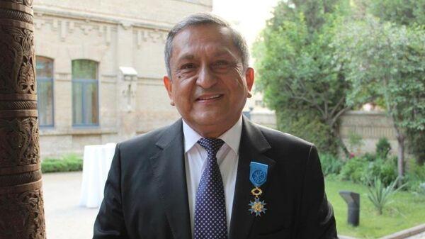 Шоазим Миноваров - Sputnik Узбекистан