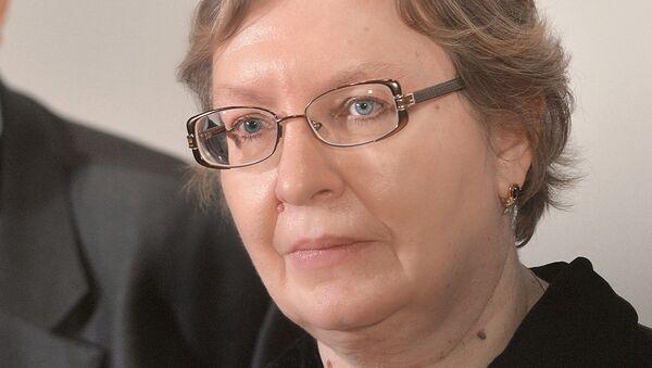 Ольга Полянская - Sputnik Узбекистан