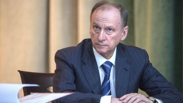Секретарь Совета безопасности РФ Николай Патрушев, архивное фото - Sputnik Узбекистан