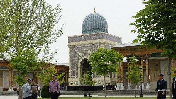 Kompleks Imam Al-Buxari - Sputnik Oʻzbekiston