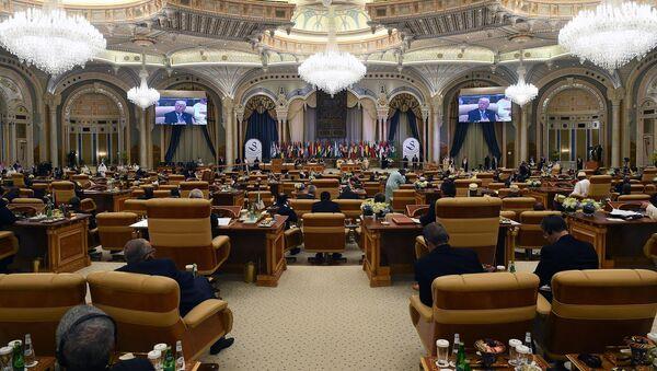 Саммит арабо-исламских стран и США в Эр-Рияде - Sputnik Узбекистан