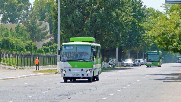 Obщestvennыy transport v Tashkente - Sputnik Oʻzbekiston