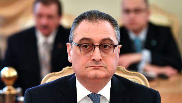 Заместитель министра иностранных дел РФ Игорь Моргулов - Sputnik Узбекистан