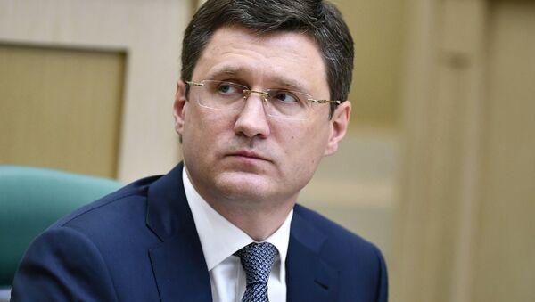 Министр энергетики РФ Александр Новак - Sputnik Узбекистан