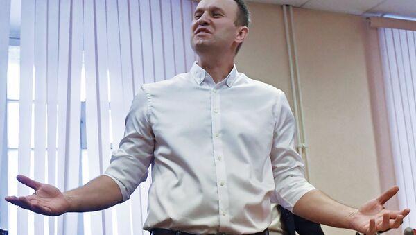 Алексей Навальный - Sputnik Узбекистан