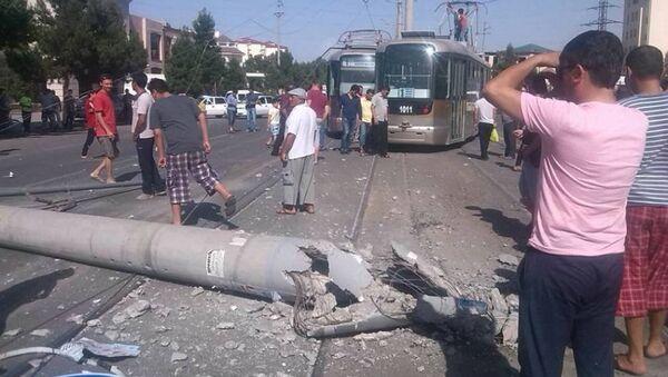 Samarkand tramvay drift - Sputnik Oʻzbekiston