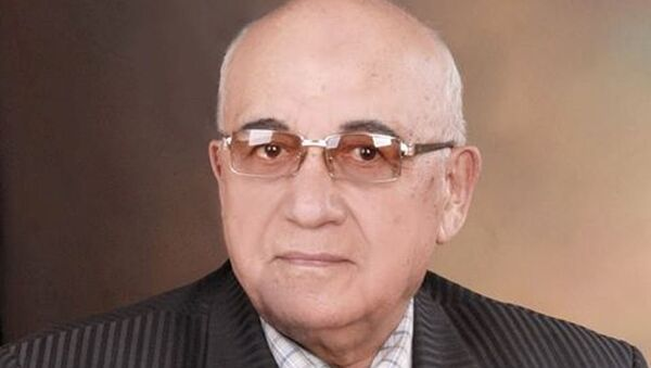 professor Xudaybergenov Abdulla Matkarimovich - Sputnik Oʻzbekiston