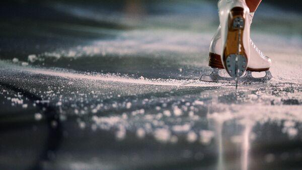 Фигурное катание. V этап Гран-при. Церемония награждения - Sputnik Узбекистан
