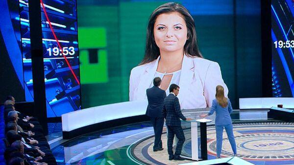 Simonyan prokommentirovala slova Makrona v adres Sputnik i RT - Sputnik Oʻzbekiston