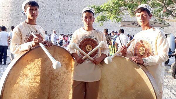 Фестиваль Шелк и специи в Бухаре - Sputnik Узбекистан