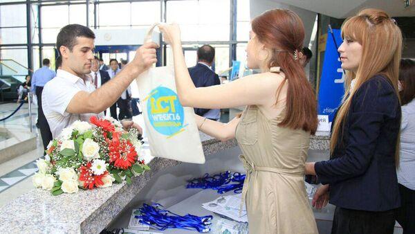 ICTWEEK Uzbekistan - 2017 - Sputnik Узбекистан