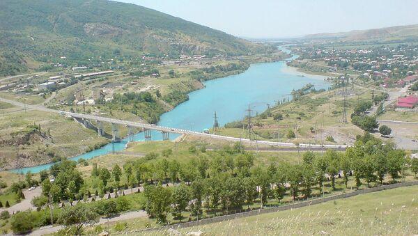 Река Чирчик - Sputnik Узбекистан
