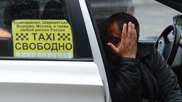 C 1 июня вступил в силу запрет на работу для водителей, не имеющих российских прав - Sputnik Ўзбекистон