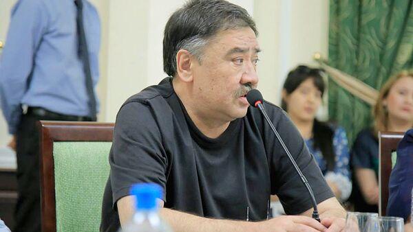 Rejisser Zulfikar Musakov - Sputnik Oʻzbekiston