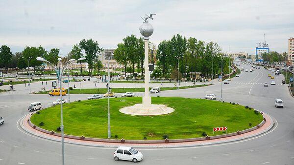 Центр Андижана - Sputnik Узбекистан