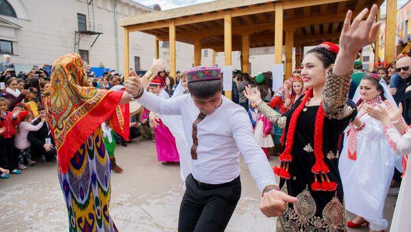 Фестиваль культур России и Таджикистана Памир-Москва - Sputnik Узбекистан