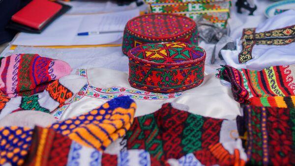 Festival kultur Rossii i Tadjikistana, Pamir-Moskva - Sputnik Oʻzbekiston