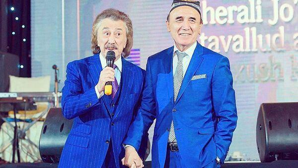 Фаррух Закиров и Шерали Джураев - Sputnik Ўзбекистон