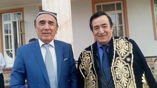 Djurabek Murodov i Sherali Djurayev - Sputnik Oʻzbekiston