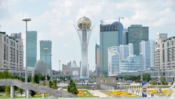 Города мира. Астана - Sputnik Узбекистан