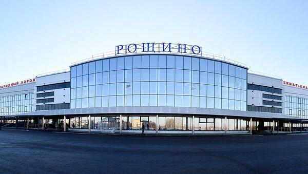 Tyumen Roshino aeroporti - Sputnik Oʻzbekiston