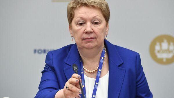 Министр образования и науки РФ Ольга Васильева - Sputnik Узбекистан
