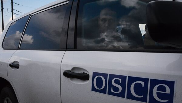 Наблюдатели ОБСЕ - Sputnik Узбекистан