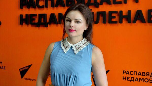 Врач-диетолог Ирина Кабасакал - Sputnik Узбекистан
