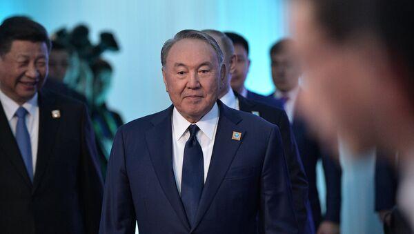 Рабочий визит президента РФ В. Путина в Казахстан. День второй - Sputnik Ўзбекистон