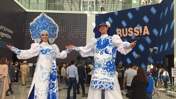 Российский павильон на ЭКСПО-2017 в Астане - Sputnik Узбекистан