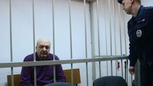 Оглашение приговора экс-директору ФСИН А.Реймеру - Sputnik Узбекистан