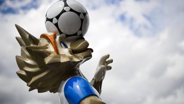 Подготовка к Кубку конфедераций-2017 в Казани - Sputnik Узбекистан