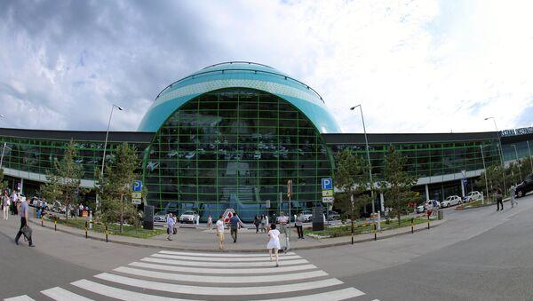 Mejdunarodnыy Aeroport Astana - Sputnik Oʻzbekiston