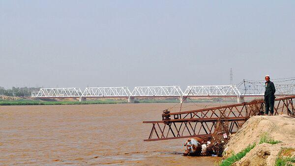 Pogranichnыy Most Drujbы Xayraton-Termez - predmet nostalgii po sovetsko-afganskoy drujbe - Sputnik Oʻzbekiston