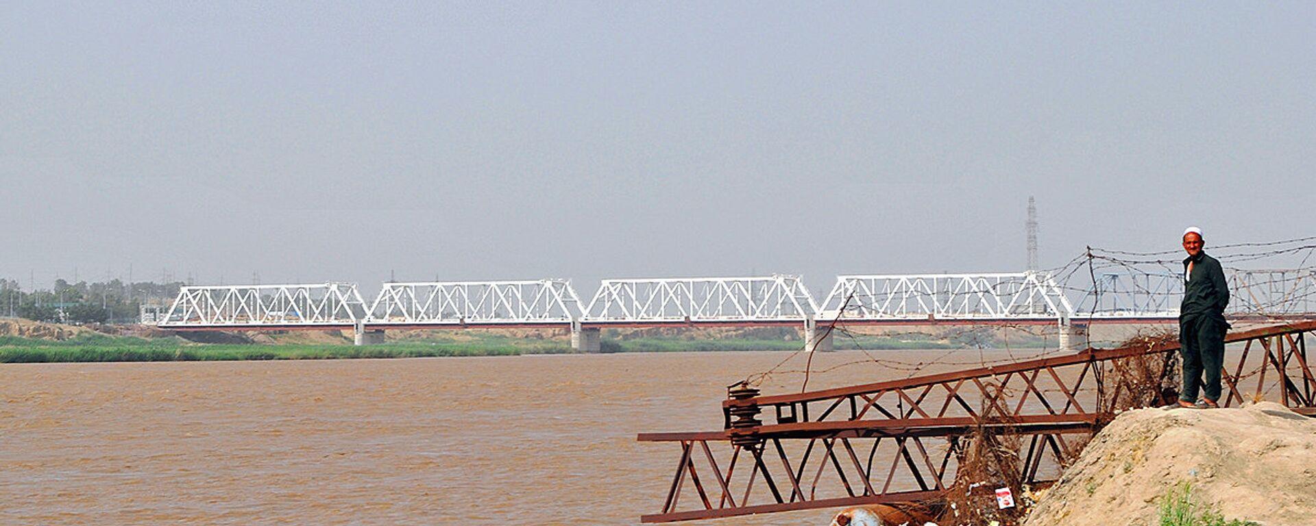 Pogranichnыy Most Drujbы Xayraton-Termez - predmet nostalgii po sovetsko-afganskoy drujbe - Sputnik Oʻzbekiston, 1920, 05.02.2021