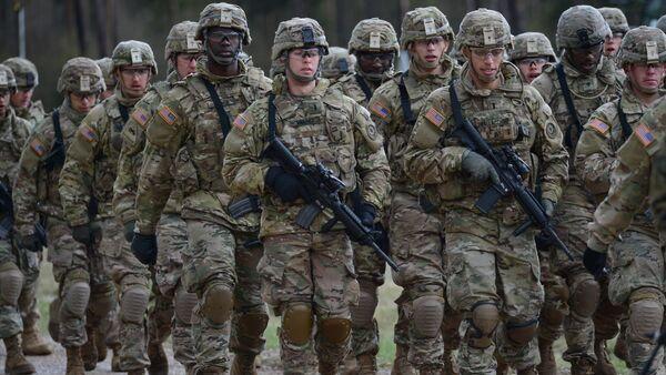 В Польше размещен батальон НАТО - Sputnik Ўзбекистон