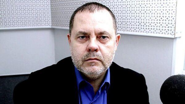 Председатель Экспертного совета Фонда поддержки научных исследований Мастерская евразийских идей (Workshop of Eurasian Ideas) Григорий Трофимчук - Sputnik Узбекистан