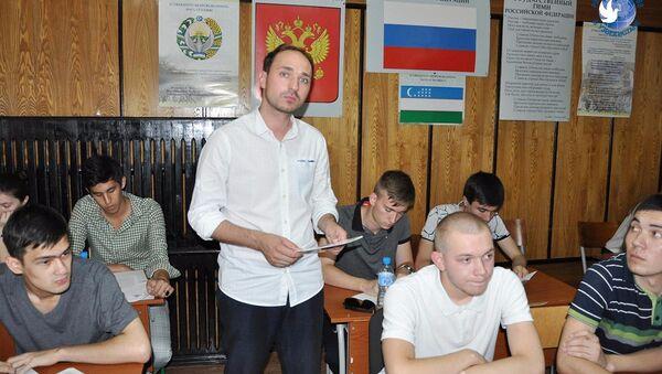 Abituriyentы iz Uzbekistana yedut uchitsya v Tomsk - Sputnik Oʻzbekiston