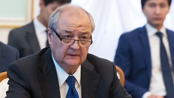 Ministr inostrannыx del Respubliki Uzbekistan Abdulaziz Kamilov - Sputnik Oʻzbekiston