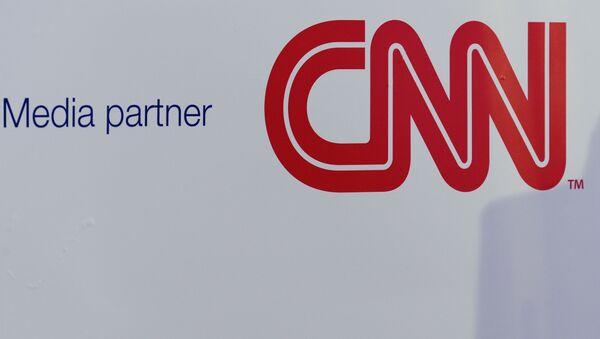 Символика канала CNN - Sputnik Узбекистан