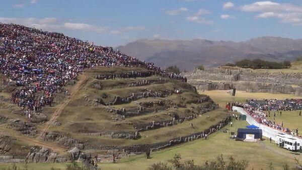 Фестиваль в Перу - Sputnik Узбекистан